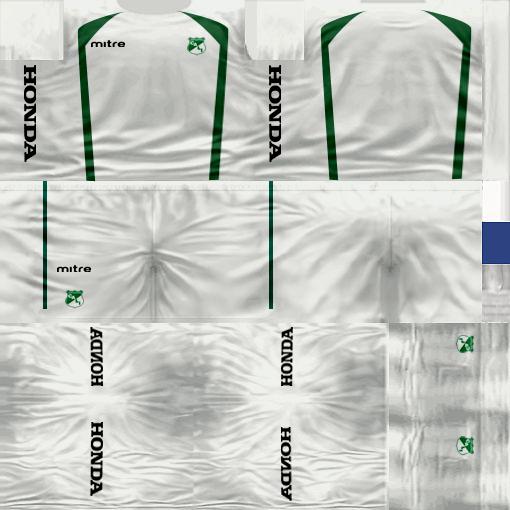 Kits by juanromanriquelme2011 - Boca Especial 2012 DeportivoCaliSuplente11-12