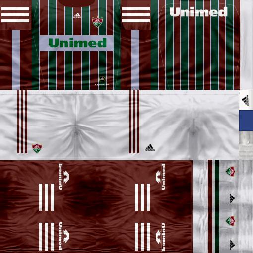 Kits by juanromanriquelme2011 - Boca Especial 2012 Fluminense11-12-1