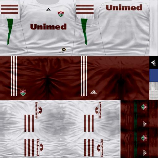 Kits by juanromanriquelme2011 - Boca Especial 2012 FluminenseArquero11-12