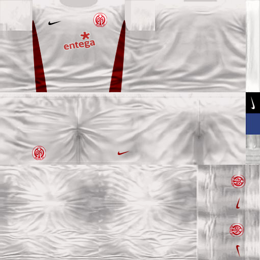 Kits by juanromanriquelme2011 - Boca Especial 2012 Mainz05Suplente11-12