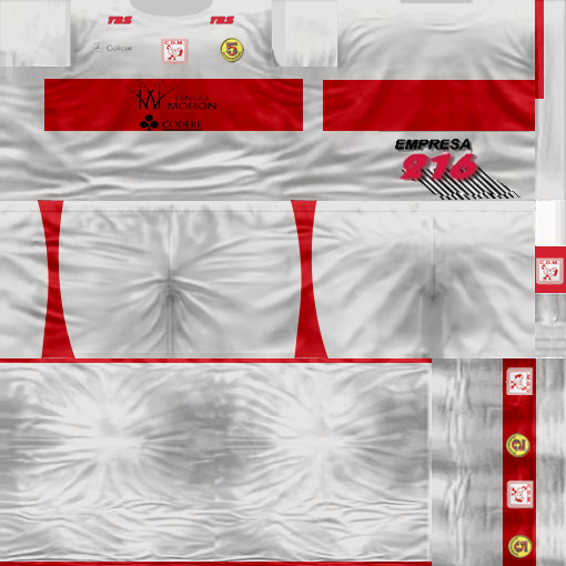Kits by juanromanriquelme2011 - Boca Especial 2012 Morn11-12