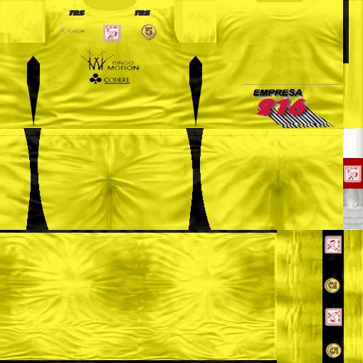 Kits by juanromanriquelme2011 - Boca Especial 2012 Morn11-12Arquero