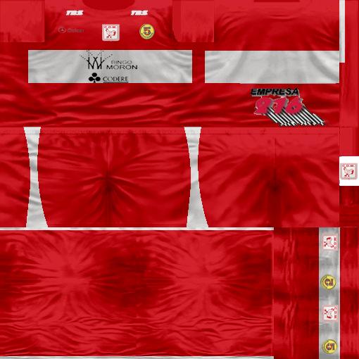 Kits by juanromanriquelme2011 - Boca Especial 2012 MornSuplente11-12