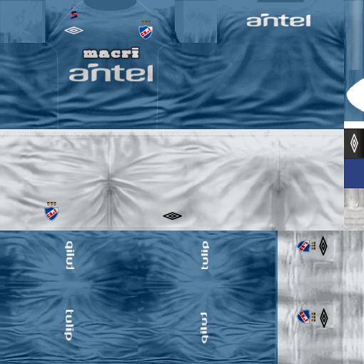 Kits by juanromanriquelme2011 - Boca Especial 2012 Nacional11-12