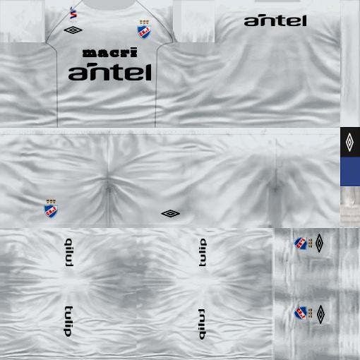 Kits by juanromanriquelme2011 - Boca Especial 2012 NacionalSuplente11-12