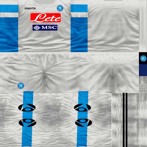 Kits by juanromanriquelme2011 - Boca Especial 2012 NapoliArquero11-12-2