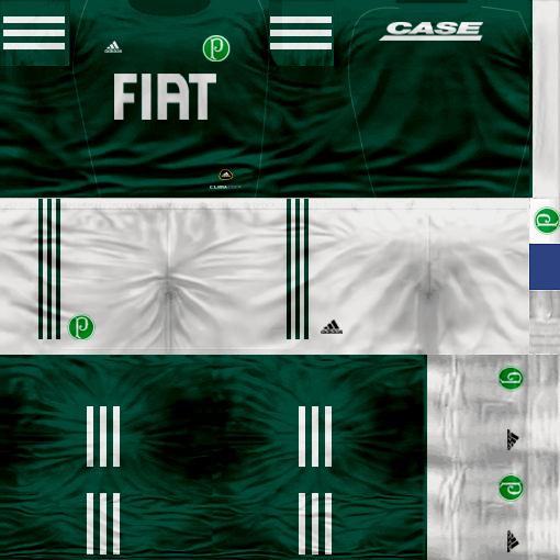 Kits by juanromanriquelme2011 - Boca Especial 2012 Palmeiras11-12