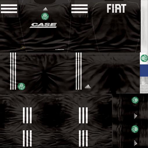 Kits by juanromanriquelme2011 - Boca Especial 2012 PalmeirasArquero11-12