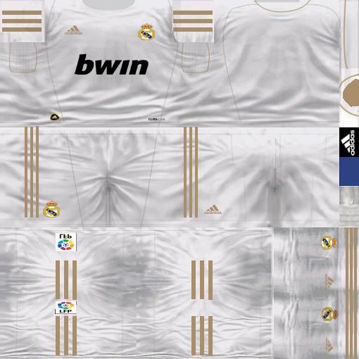 Kits by juanromanriquelme2011 - Boca Especial 2012 RealMadrid