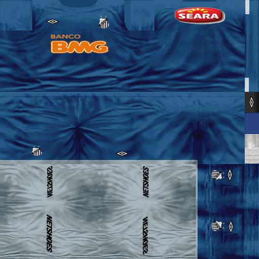 Kits by juanromanriquelme2011 - Boca Especial 2012 SantosArquero11-12-1