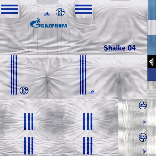 Kits by juanromanriquelme2011 - Boca Especial 2012 Shalke04Suplente11-12-1