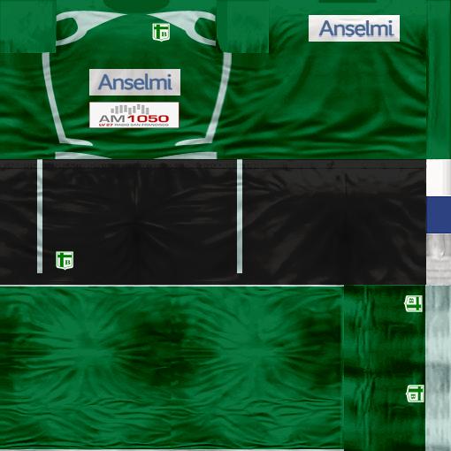 Kits by juanromanriquelme2011 - Boca Especial 2012 SportivoBelgrano11-12