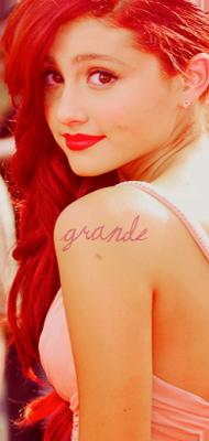 Ariana J. Grande