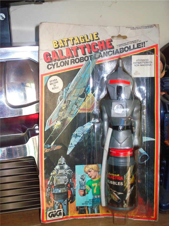 BATTLESTAR GALACTICA (Mattel) 1978 DSC06990