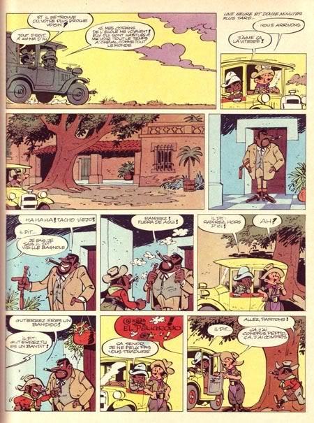 Berck: El autor de Sammy visita Argentina 9