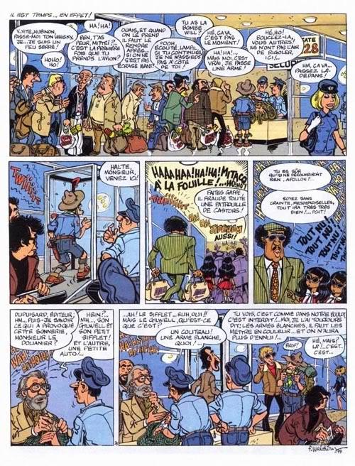 Dibujantes de Spirou secuestrados en masa! Natacha-T07-P27