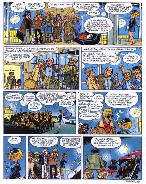 Dibujantes de Spirou secuestrados en masa! Natacha-T07-P28