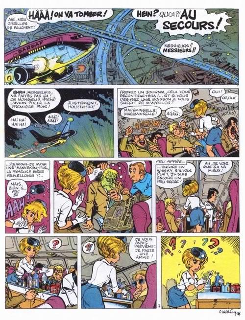 Dibujantes de Spirou secuestrados en masa! Natacha-T07-P31