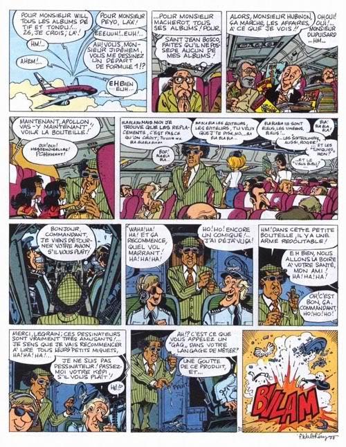 Dibujantes de Spirou secuestrados en masa! Natacha-T07-P33