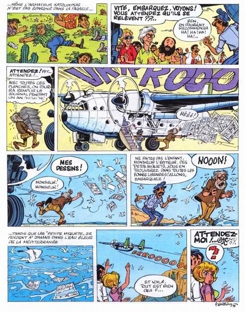 Dibujantes de Spirou secuestrados en masa! Natacha-T07-P46
