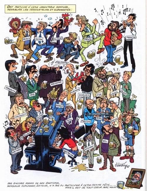 Dibujantes de Spirou secuestrados en masa! Natacha-T07-P48