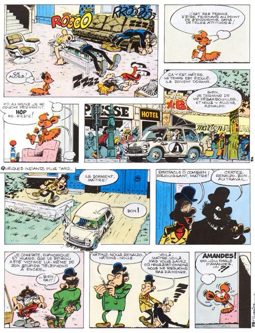 La Etapa de Fournier en Las Aventuras de Spirou y Fantasio 0Fournier15