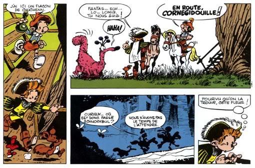 La Etapa de Fournier en Las Aventuras de Spirou y Fantasio B0Fournier10b