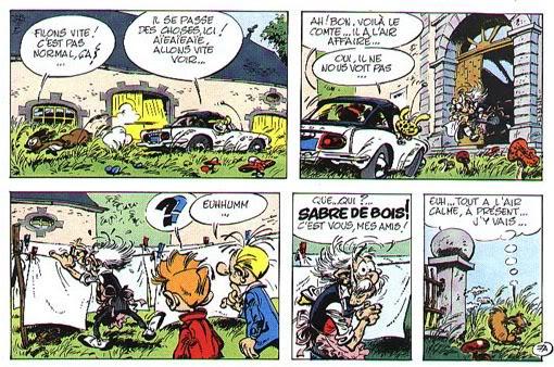 La Etapa de Fournier en Las Aventuras de Spirou y Fantasio B0Fournier11b