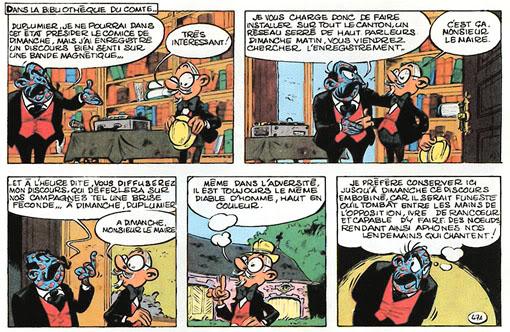 La Etapa de Fournier en Las Aventuras de Spirou y Fantasio B0Fournier15b