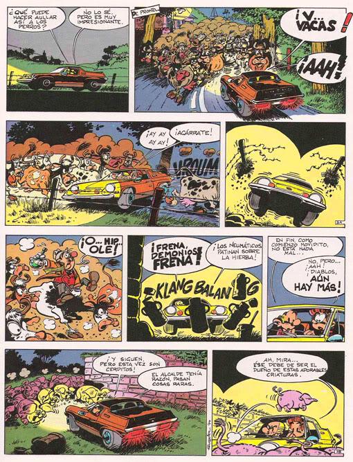 La Etapa de Fournier en Las Aventuras de Spirou y Fantasio B0Fournier19b