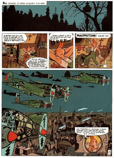 "PREVIEW: ""Spirou por..."": Yann & Schwartz - Le Groom Vert-de-Gris B012"