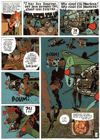 "PREVIEW: ""Spirou por..."": Yann & Schwartz - Le Groom Vert-de-Gris B013"