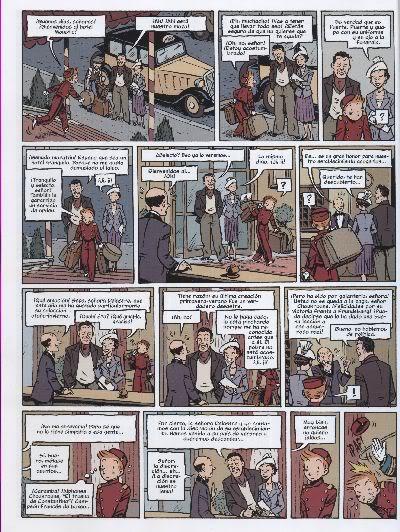 "PREVIEW: ""Spirou por..."": Emile Bravo - Diario de un Ingenuo D011"