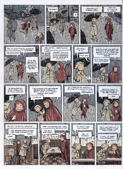"PREVIEW: ""Spirou por..."": Emile Bravo - Diario de un Ingenuo D015"