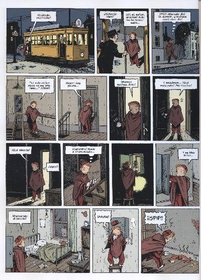 "PREVIEW: ""Spirou por..."": Emile Bravo - Diario de un Ingenuo D017"
