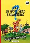 La Etapa de Fanquín en Las Aventuras de Spirou y Fantasio SpirouFantasio02s