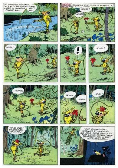 Estudio acerca del marsupilami palombiano, por mí Marsu02