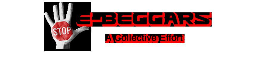 Stop E-Beggars