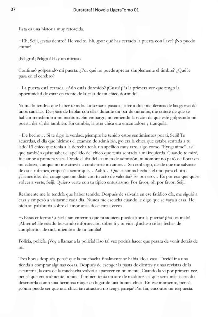 Novela de DRRR 007_Prlogo