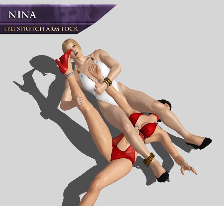 Historia de Sten - Página 4 Nina___leg_stretch_arm_lock_by_fighting_game_poses-d7ldvhg
