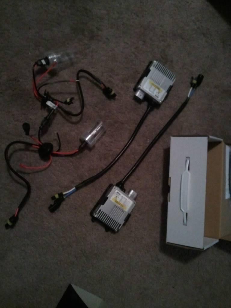 morimoto mini h1 4.1 Retrofit and blackhousing 2011-02-17154527