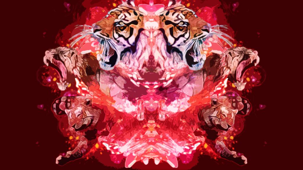 [ArtWork] Tiger Art TigerStyleV2