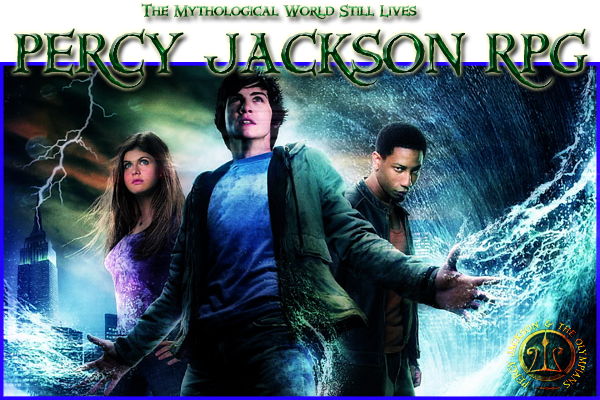 Percy Jackson Brasil RPG