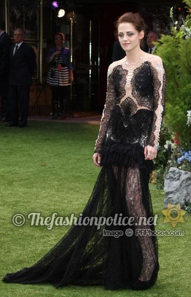 wonderful celebrity dresses!! Kristen