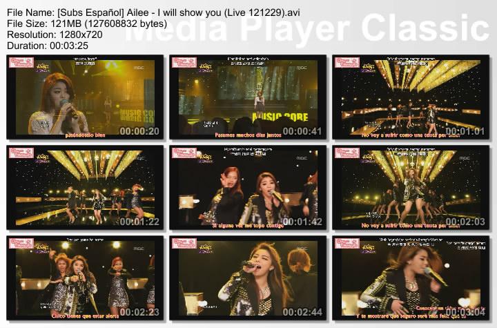 [Subs Español] Ailee - I will show you  SubsEspantildeolAilee-IwillshowyouLive121229_zpse7d8888c