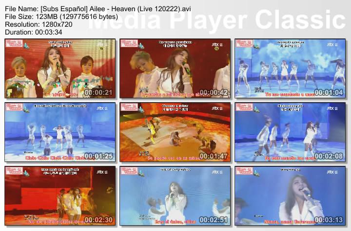 Subs Español] Ailee - Heaven SubsEspaolAilee-HeavenLive120222