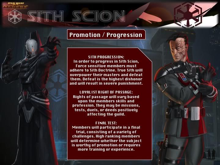 Basic Guild Structure / Ranking System / Promotion Basics Slide3