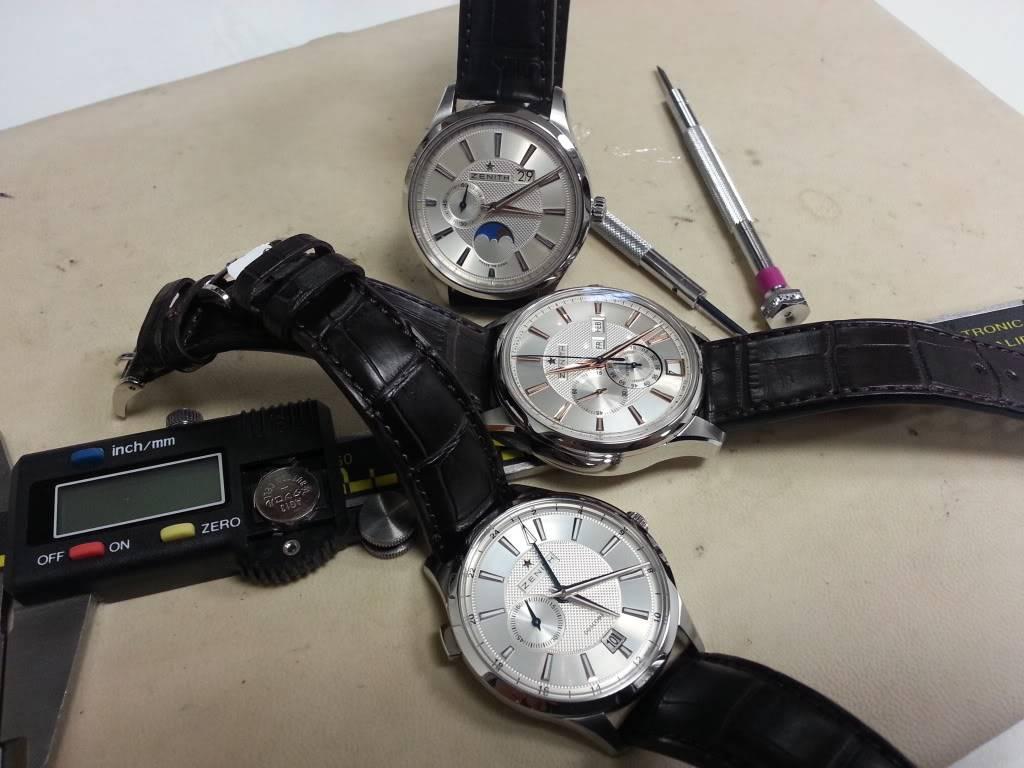 Choix de montre, Zenith el primero 36000 noir ou captain winsor bleu - Page 2 20121129_150939