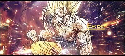 Un amigo esta reclutando personas para un clan Eker-Goku
