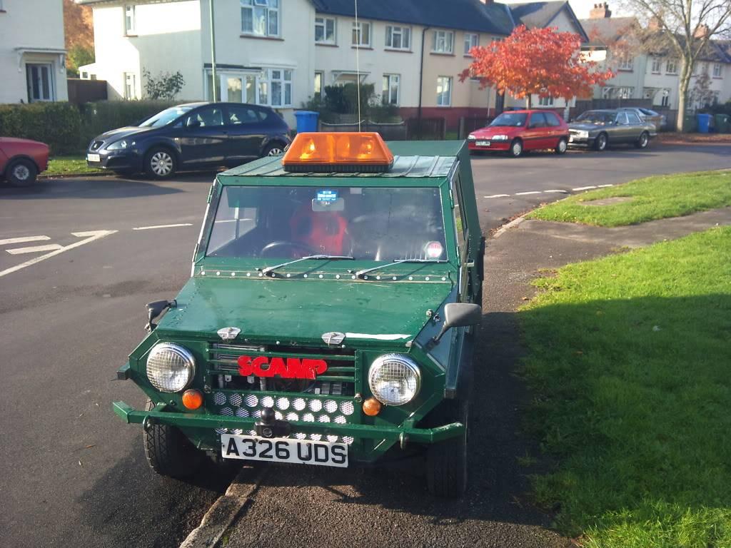my Mk3 lwb Stumpy 2010-11-01094841